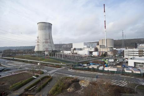 Centrale nucléaire de Tihange